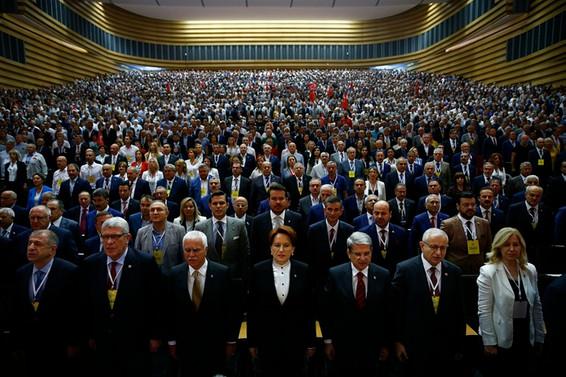 İYİ Parti Genel İdare Kurulu'nun yarısı yenilendi