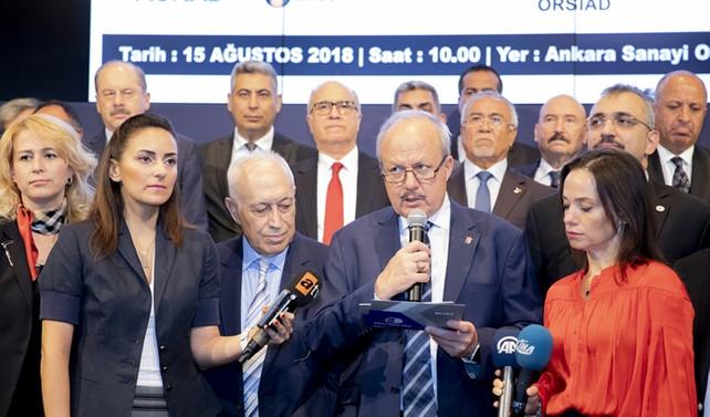 Ankara iş dünyası'ndan 'TL'ye dön' çağrısı