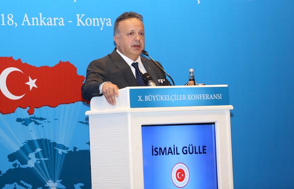 TİM Başkanı Gülle, büyükelçilerden destek istedi