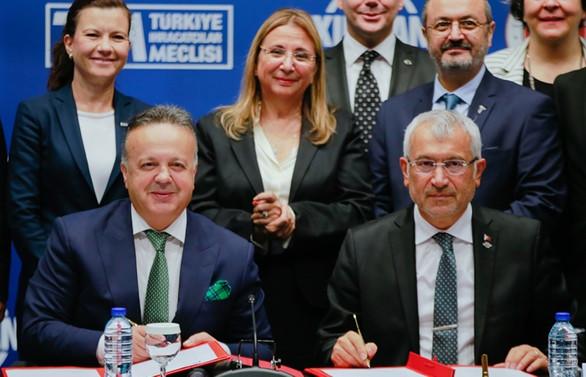 TİM ile Türk Eximbank arasında protokol