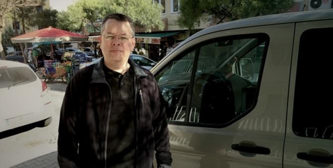 Üst mahkeme de Brunson'ın avukatının itirazını reddetti
