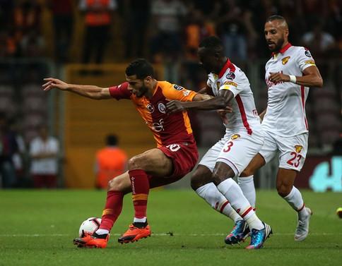 Galatasaray, tek golle 3 puan aldı