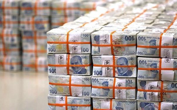 Bankalardaki mevduat 15.3 milyar arttı