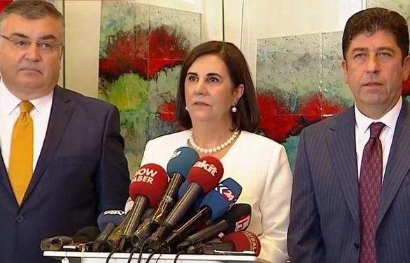 CHP'de muhaliflerin noter tasdikli imza sayısı 630