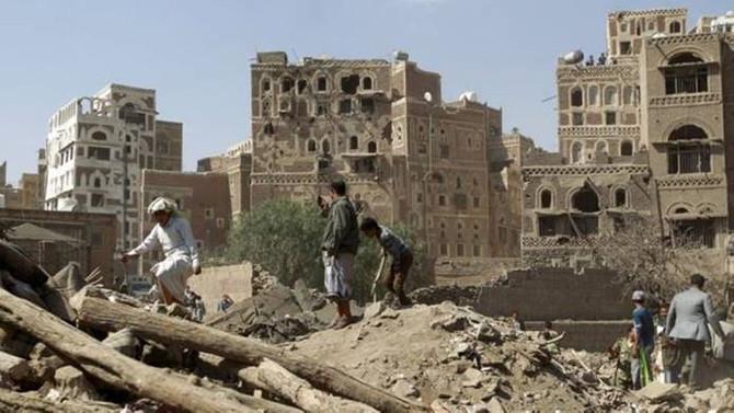 Koalisyon güçleri Yemen'e operasyon düzenledi: 26 ölü
