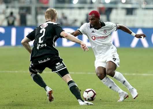 Beşiktaş 6 golle turladı