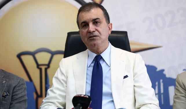 AK Parti Sözcüsü Çelik: Bu, açık bir provokasyondur