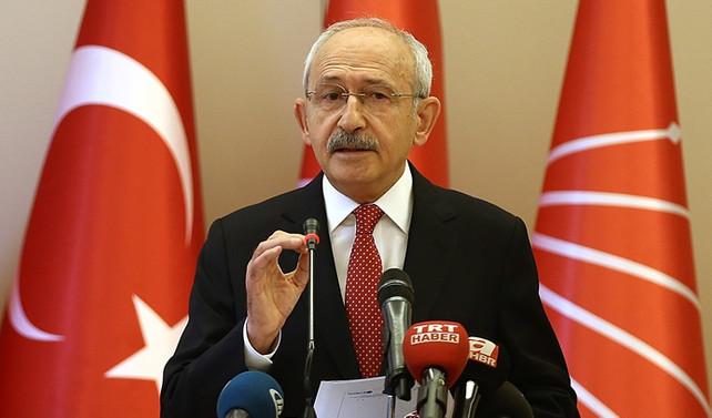 Kılıçdaroğlu: Türkiye yönetilemiyor, savruluyor