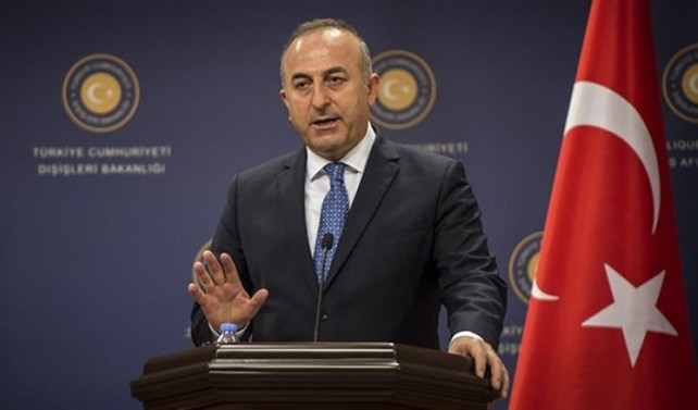 Çavuşoğlu: Trump vergiler yerine diplomasiyi denemeli