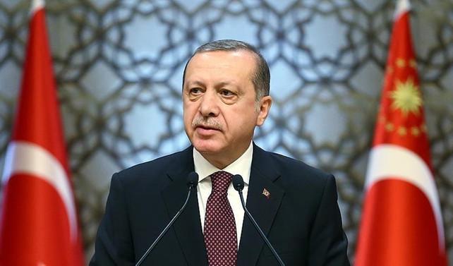 Cumhurbaşkanı Erdoğan'dan Malazgirt ve 30 Ağustos mesajı