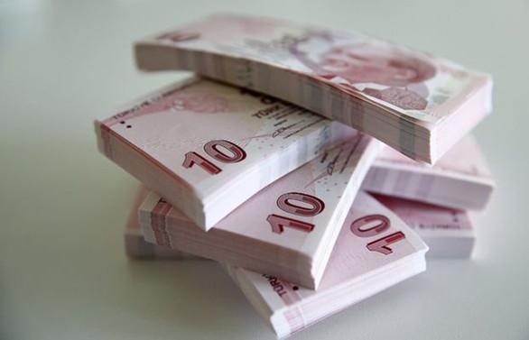 Merkezi yönetim brüt borç stoku 1 trilyon 9,6 milyar lira