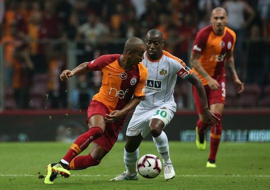 Galatasaray'dan gol yağmuru: 6-0