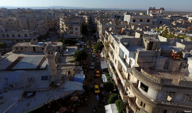 Rusya, İdlib'de barış görüşmesi yapıyor