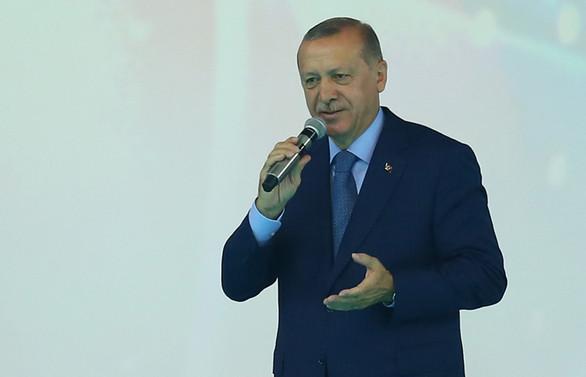 Erdoğan: Biz de ABD'li bakanlarla ilgili karar alacağız