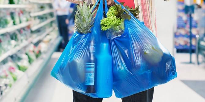 Güney Amerikada bir ilk: Şilide plastik poşet kullanımı yasaklandı 64