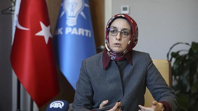 Çam, AK Parti Genel Merkez Kadın Kolları Başkanlığına yeniden seçildi