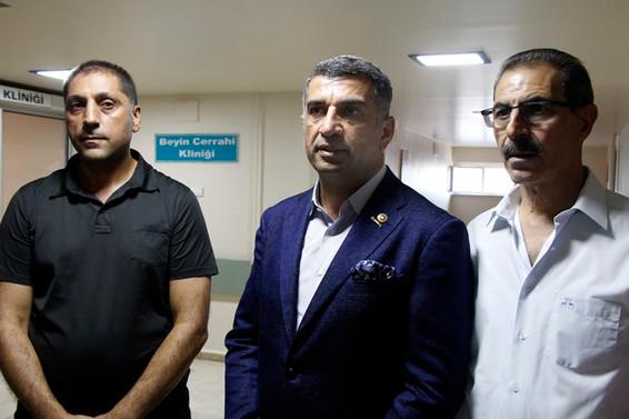 CHP'den hastaneye kaldırılan Şaroğlu ile ilgili açıklama