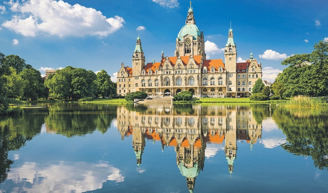 Şimdinin ve dünün evliliği: Hannover