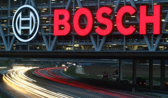 Bosch: Türkiye'deki desteklerden memnunuz