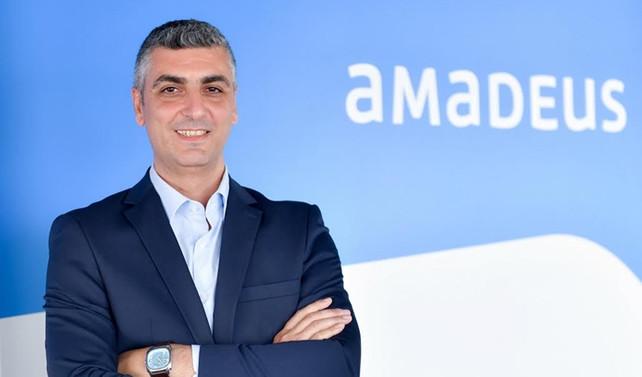 Amadeus Türkiye'ye yeni genel müdür