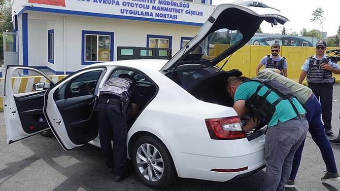 'Kurt Kapanı-21' uygulamasında 27 kişi gözaltına alındı