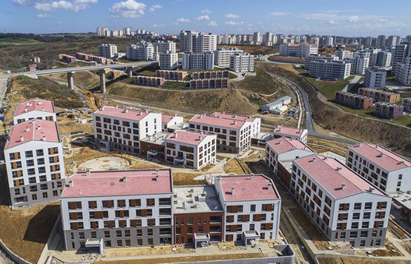TOKİ Şanlıurfa'da 236 iş yerini satışa sundu