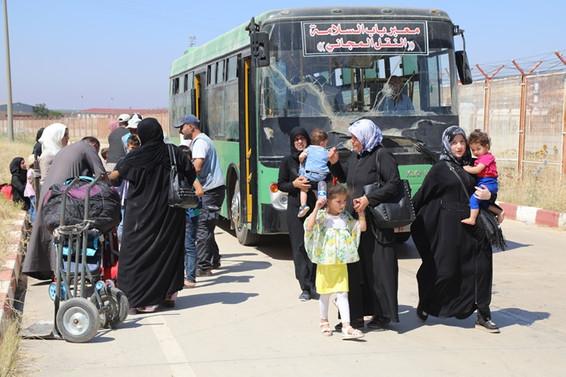 BM: Suriye'de benzeri görülmemiş yerinden edilmeler yaşanıyor