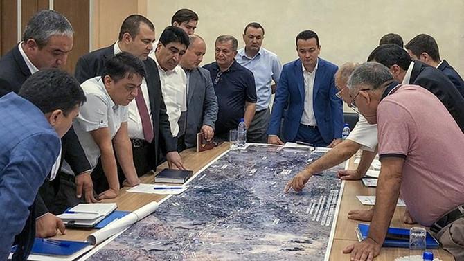 Özbekistan'ın ilk ücretli otobanı Türk şirketine emanet