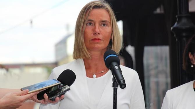 Mogherini: Makedonya referandumu AB için anahtar