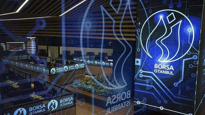 Borsa, 95.000 puanın üzerinde açıldı