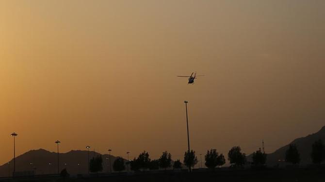Yemen'de Arap koalisyonuna ait helikopter düştü: 2 ölü