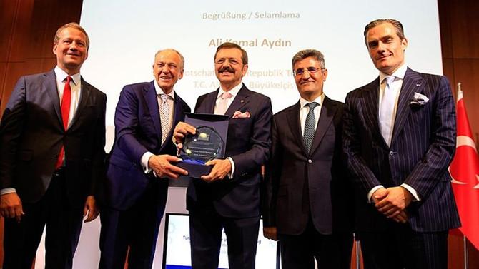 Hisarcıklıoğlu: Bugün Türkiye'ye yatırım yapanlar, yarının kazananları olacak
