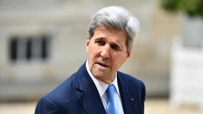 Kerry: Trump, ABD halkına yalan söylüyor