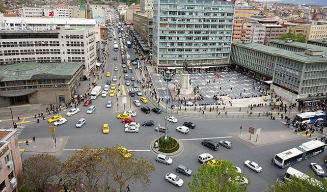 Ankara'da 'yayalaştırma' projesine onay