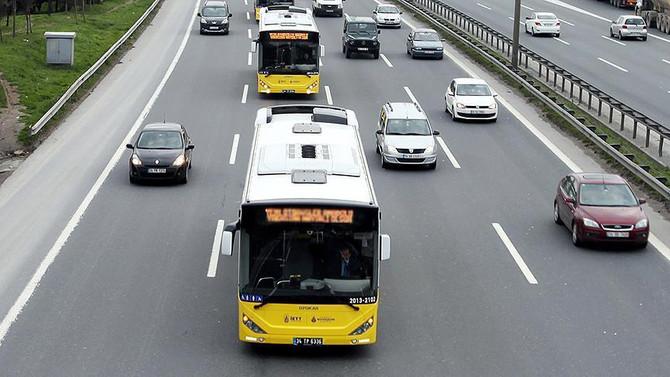İBB'den toplu ulaşıma 470 milyon liralık ek destek