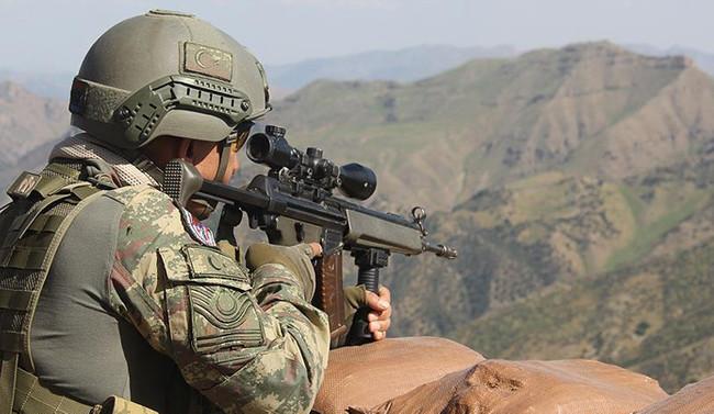 Aktütün faili terörist öldürüldü