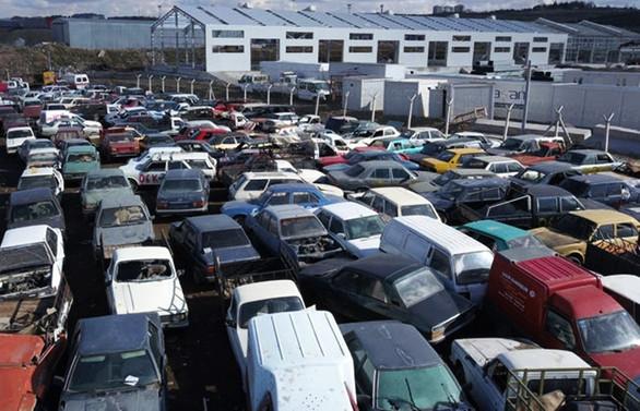 Hurda araçta teşvik trafiği