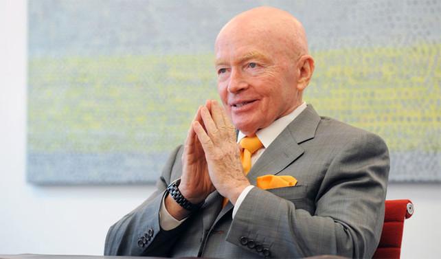 Ünlü yatırımcı Mobius: TCMB'nin faiz artışı çözüm değil