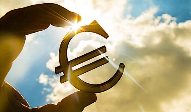 Euro Bölgesi'nde yıllık enflasyon azaldı