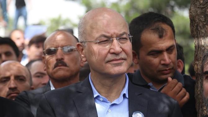 Irak'ta cumhurbaşkanlığı için Berhem Salih'in adı geçiyor