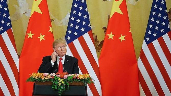 Trump Çin'le ticaret müzakerelerinde tatmin olmadı