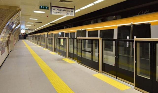 Sürücüsüz metro hattında seferlere 4 gün ara verilecek