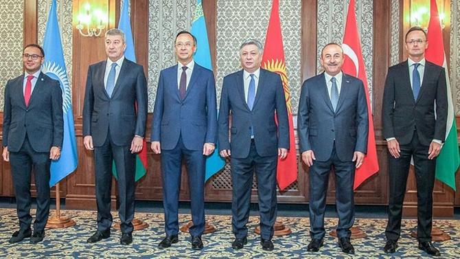 Türk Konseyi Dışişleri Bakanları Toplantısı yapıldı