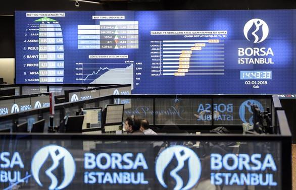 Borsa ilk yarıda kâr satışlarıyla geriledi