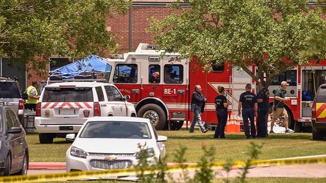 ABDde silahlı saldırı: 2 ölü 7