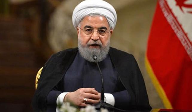 Trump: Ruhani ile görüşme planım yok