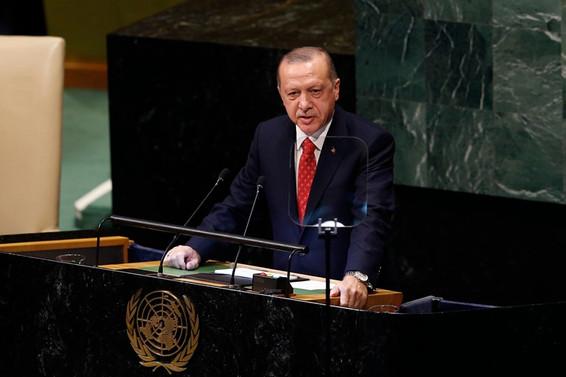 BM Genel Kurulu'nda FETÖ ve PYD mesajı