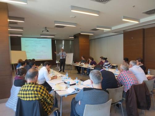 Marmara Üniversitesi - CFO Eğitim Programında 12. Dönem