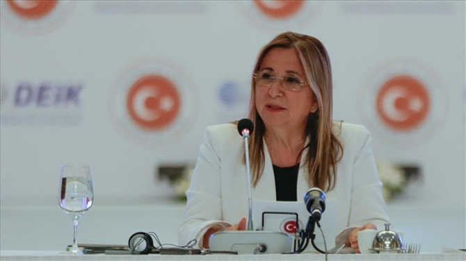 Pekcan: Şimdi Türkiye'ye gelme, Türkiye'ye yatırım yapma zamanı