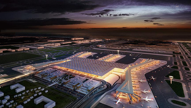 Yeni havalimanı taşıma ihalesini İBB aldı